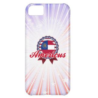 Americus, GA iPhone 5C Cover
