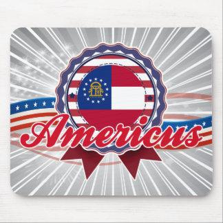 Americus, GA Mousepads