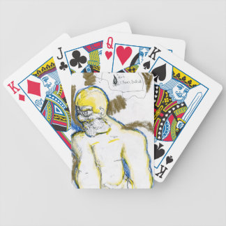 Americus Homericus Bicycle Playing Cards