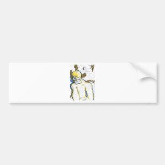Americus Homericus Bumper Sticker