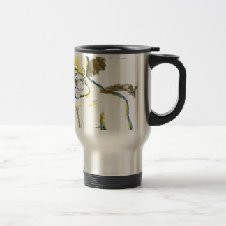 Americus Homericus Travel Mug