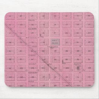 Americus, Scottville, Pittsburgh, Kansas Mouse Pad