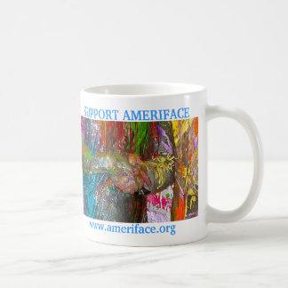 Ameriface de la ayuda por Metin Tazas De Café