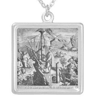 Amerigo Vespucci Custom Necklace