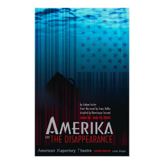 AMERIKA or The Disappearance  Poster
