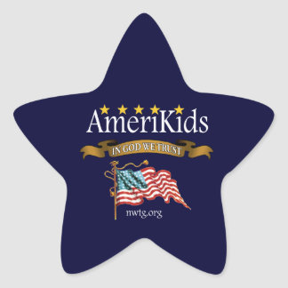 AmeriKids Sticker