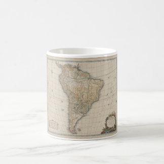 Amérique Meridionale (1750) Coffee Mug