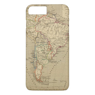 Amerique Meridionale en 1840 iPhone 7 Plus Case