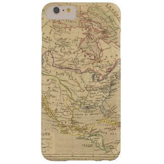 Amerique Septentrionale en 1840 Barely There iPhone 6 Plus Case