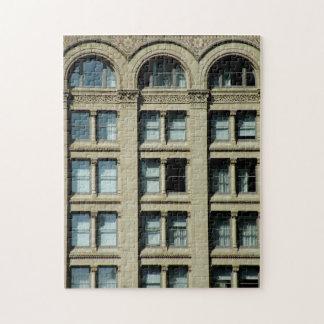 Ames Building Puzzle