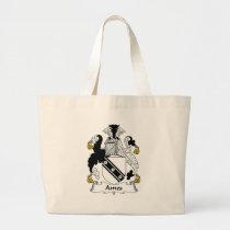Ames Family Crest Bag