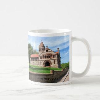 Ames Free Library and Oakes Ames Hall ~ mug