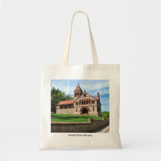 Ames Free Library ~ bag