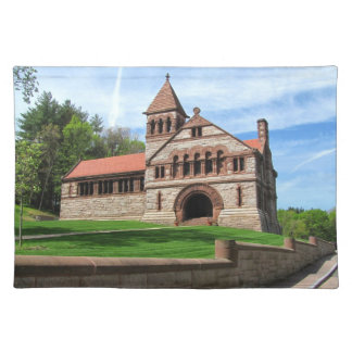 Ames Free Library ~ Placemat