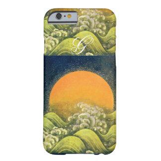 AMETERASU , SUN GODDESS Yellow Green Black Barely There iPhone 6 Case