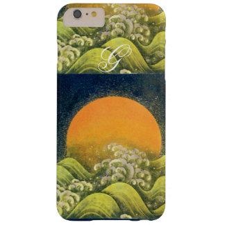 AMETERASU , SUN GODDESS Yellow Green Black Barely There iPhone 6 Plus Case