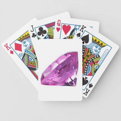 Amethyst 01, February, Birthstone Playing Cards