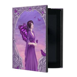 Amethyst Birthstone Fairy iPad 2/3/4 Case iPad Cover