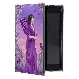 Amethyst Birthstone Fairy iPad Mini Case