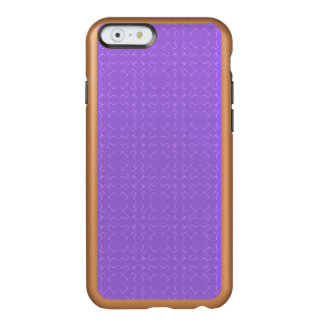 Amethyst calligraphic pattern incipio feather® shine iPhone 6 case