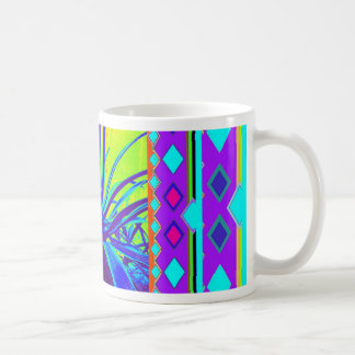 Amethyst Color Nlue Agave Gifts by Sharles Coffee Mugs