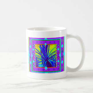 Amethyst Color Nlue Agave Gifts by Sharles Coffee Mug