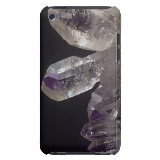 Amethyst Crystals iPod Touch Cover