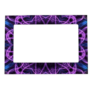 Amethyst Desire kaleidoscope Magnetic Picture Frame