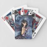 Amethyst Dragon Fairy Fantasy Art Card Decks