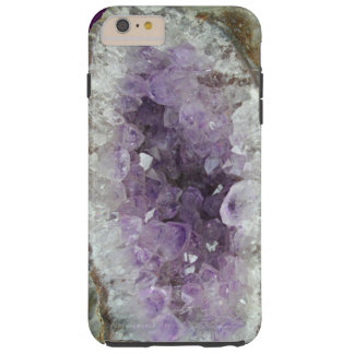 Amethyst Geode iPhone 6 Plus, Tough Case