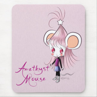 Amethyst Mouse Mouse Pad