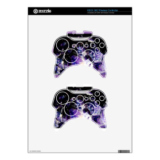 Amethyst Products By Bliss Travelers Xbox 360 Controller Skin
