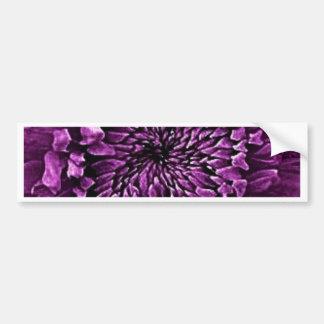 Amethyst Purple Mum Flower Gifts by Sharles Bumper Sticker