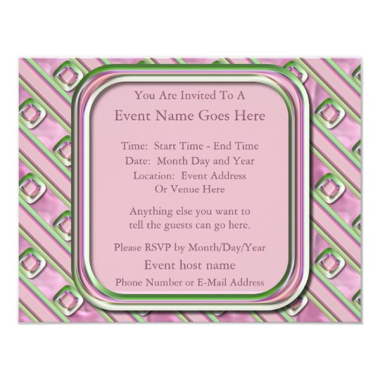 Amethyst, Rose Quartz and Emerald Card