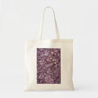 Amethyst Semi Precious Stone Bag