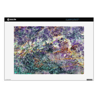 """amethyst stone texture 2.JPG Decal For 15"""" Laptop"""