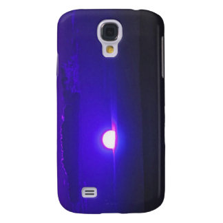 Amethyst Sun in the clouds Galaxy S4 Cover