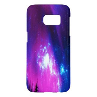 Amethyst Winter Sky Samsung Galaxy S7 Case