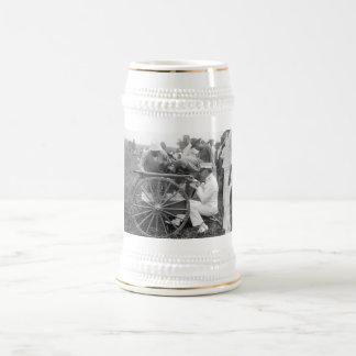 Ametralladora, 1917 jarra de cerveza