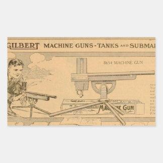 Ametralladora del juguete de Gilbert 1919