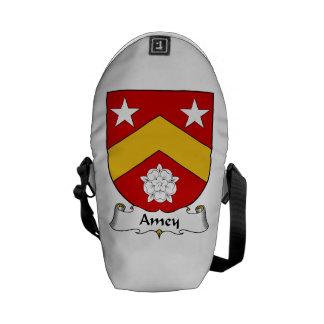 Amey Family Crest Messenger Bag