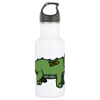 Amf (without name) stainless steel water bottle