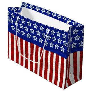 amflag large gift bag