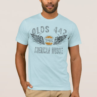 amgrfx - 1966 Olds 442 T-Shirt