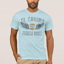 amgrfx - 1967 El Camino T-Shirt