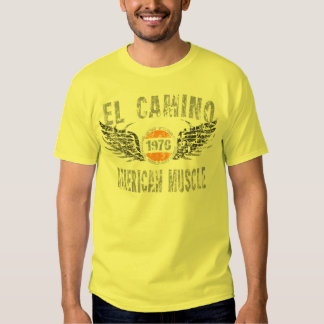 amgrfx - 1970 El Camino T-Shirt