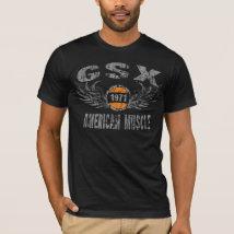 amgrfx - 1971 Buick GSX T-Shirt