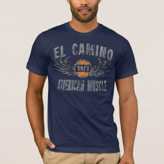 amgrfx - 1971 El Camino T-Shirt