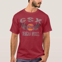 amgrfx - 1972 Buick GSX T-Shirt