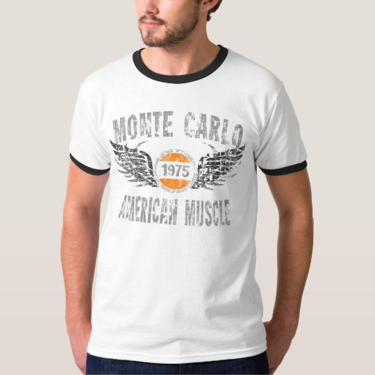 amgrfx - 1975 Monte Carlo T-Shirt
